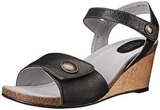 SoftWalk Women's Jordan Wedge Sandal
