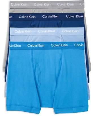 Calvin Klein Boxer Briefs, 3 Pack Plus Bonus Pair