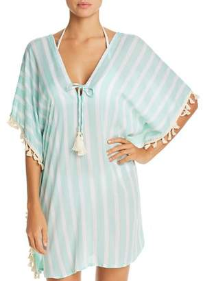 Cool Change Coolchange Positano Striped Swim Cover-Up