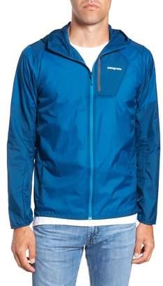 Patagonia 'Houdini' Slim Fit Water Repellent Hooded Jacket