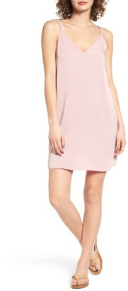 Women's Soprano Satin Slipdress $45 thestylecure.com