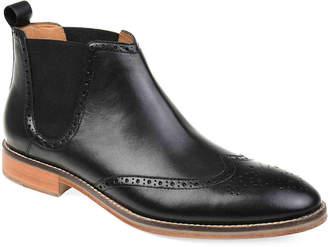 Thomas Laboratories & Vine Throne Wingtip Boot -Tan - Men's