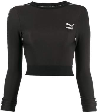 Puma cropped logo top