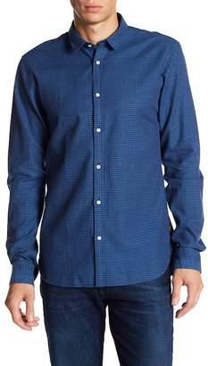Scotch & Soda Patterned Regular Fit Shirt