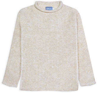 Alpina T-lab Women's Natural White Soft Merino Jumper