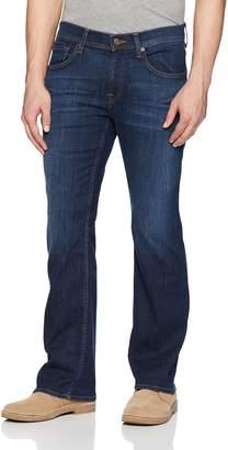 7 For All Mankind Men's Brett Slim Bootcut Jean