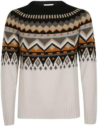 Paolo Pecora Patterned Sweater