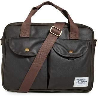 Barbour Longthorpe Laptop Bag