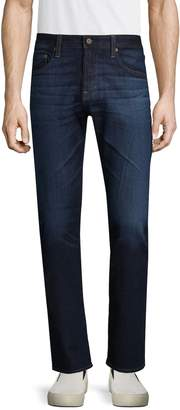 AG Adriano Goldschmied Men's Matchbox Faded Jeans