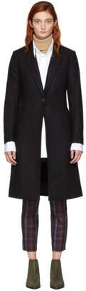 Rag & Bone Black Daine Coat