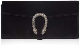 Gucci Dionysus Velvet Clutch