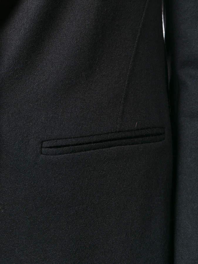Forte Forte deep V-neck blazer