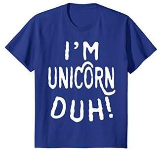 DAY Birger et Mikkelsen I'm Unicorn Duh Shirt T-Shirts Funny Christmas Shirt
