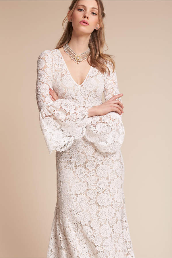 BHLDN Harbor Gown