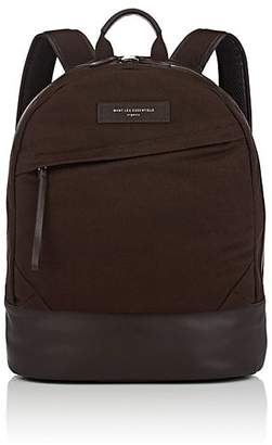 WANT Les Essentiels Men's Kastrup Leather-Trimmed Backpack