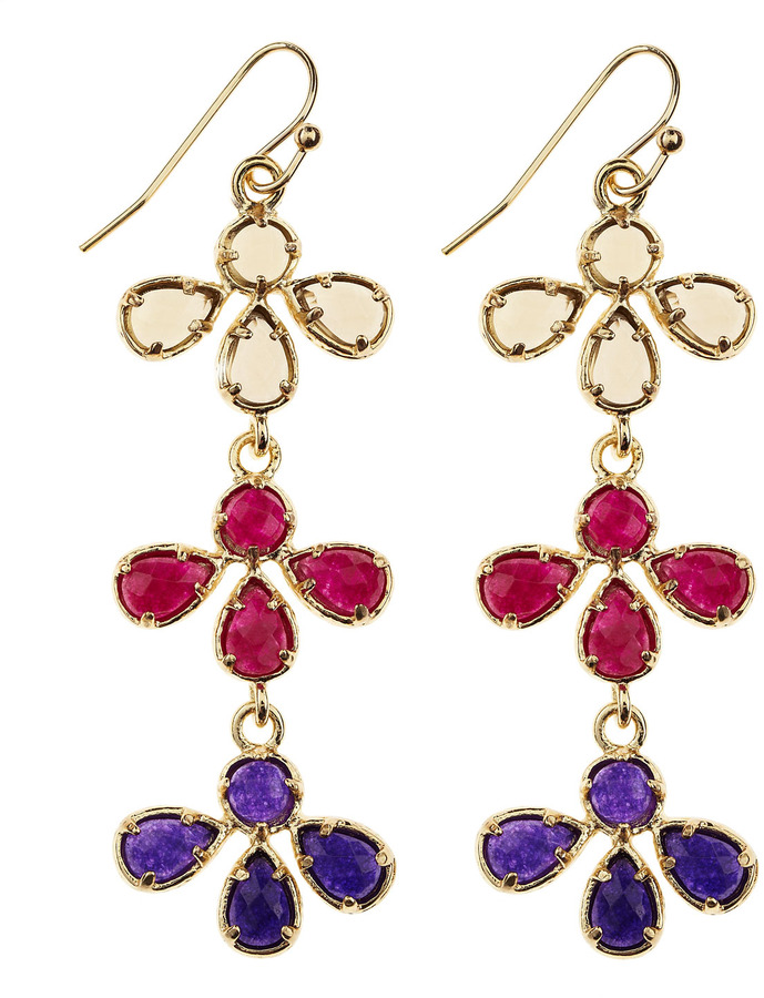 Kendra Scott Willa Earrings, Donner