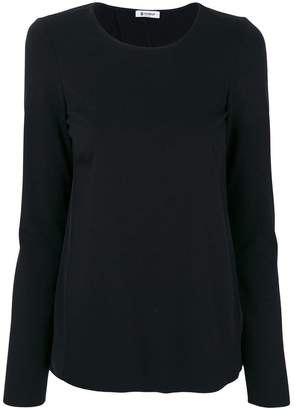 Dondup open back blouse