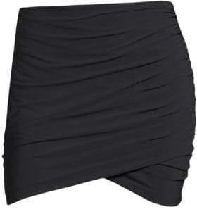 Chiara Boni Ebi Wrap Skirt