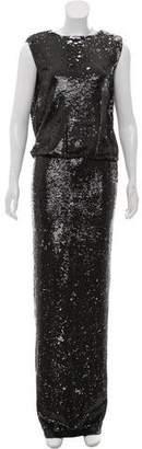 Rachel Zoe Embellished Sleeveless Dress w/ Tags