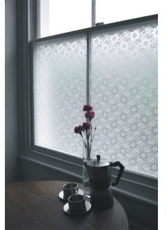 Pin It Emma Jeffs White Flower And Lace Adhesive Film