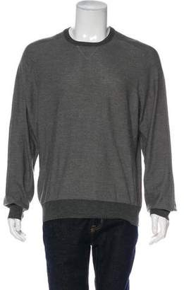 John Varvatos Merino Wool Sweater
