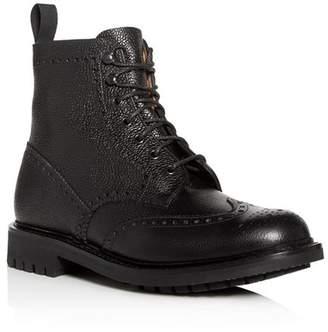 Church's Men's McFarlane Brogue Wingtip Leather Boots