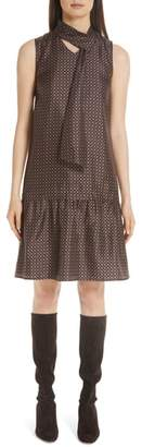 Lafayette 148 New York Abbie Silk Dress