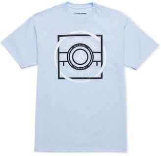 Volcom Men's Inherent Logo Graphic T-Shirt