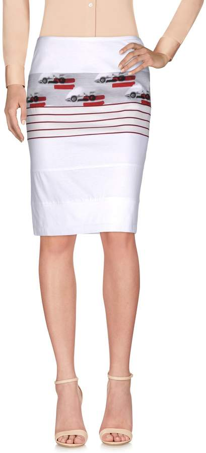 Prada Knee length skirts - Item 35313171