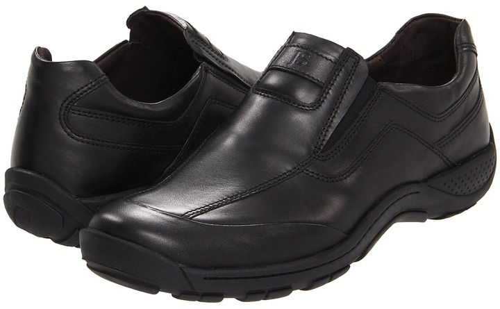 Josef Seibel - Nolan 01 (Black) - Footwear