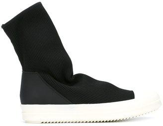 Rick Owens DRKSHDW 'Scuba' sneakers $594 thestylecure.com