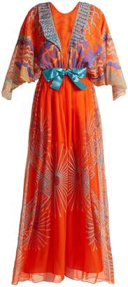 Zandra Rhodes Archive II The 1978 Mexican Mountain gown