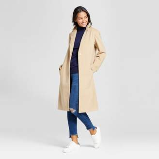 A New Day Women's Wool Overcoat - A New Day Camel
