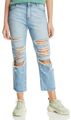 DL1961 Jerry Vintage Straight Jeans in Echo Park