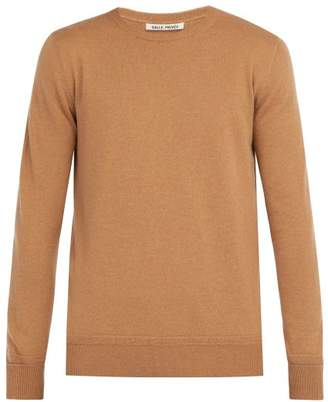Privee Salle Salle Cesaire Cashmere Sweater - Mens - Camel