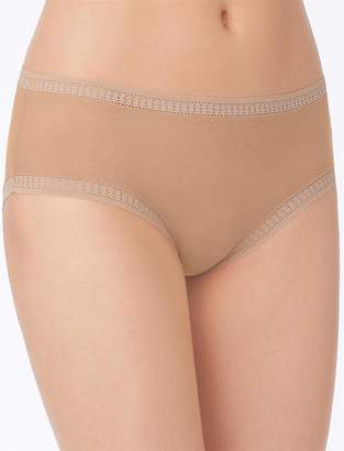 A Pea in the Pod On Gossamer Mesh Boyshort Panty