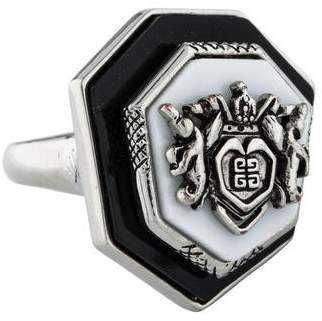 Givenchy Crest Ring