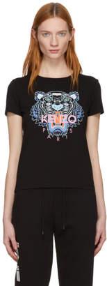 Kenzo Black Classic Tiger T-Shirt