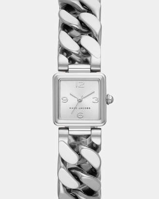 Marc Jacobs Vic Silver-Tone Analogue Watch