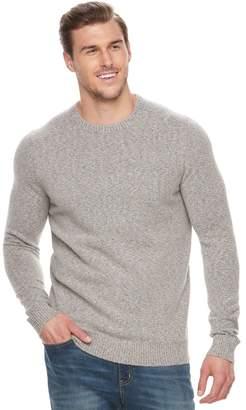 Croft & Barrow Big & Tall True Comfort Stretch Crewneck Sweater