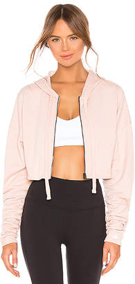 Alo Extreme Crop Jacket