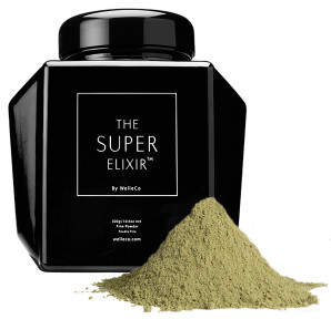 The Super Elixir Caddy In Gift Box 300g