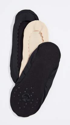 Kate Spade Scallop Second Skin Socks 3 Pack