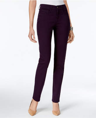 Style&Co. Style & Co Tummy-Control Slim-Leg Jeans