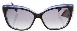 Christian Dior Glisten 2 Cat-Eye Sunglasses