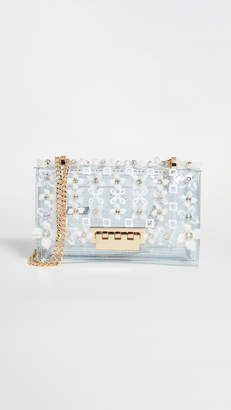 Zac Posen Earthette Chain Shoulder Bag