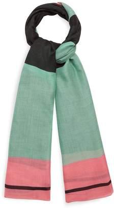 Balenciaga Logo-print scarf