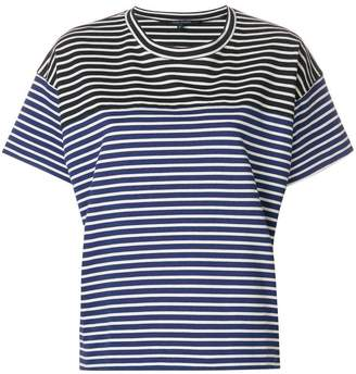 Sofie D'hoore striped short-sleeve T-shirt