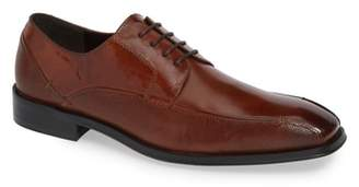 Kenneth Cole Reaction Witter Textured Bike Toe Derby