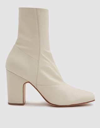 Rachel Comey Saco Ankle Boot in Bone
